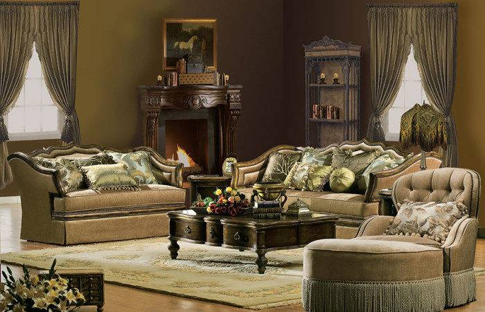 Victorian Style Living Room Modern House