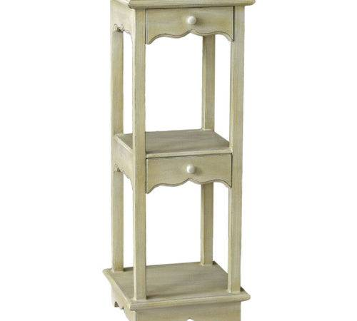 Vintage Boulevard Slim Drawer Bedside Table Reviews