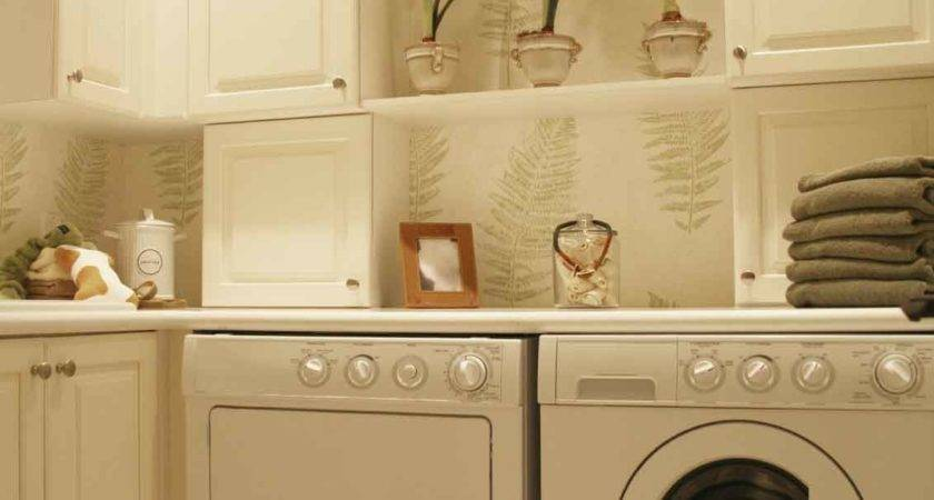 Vintage Laundry Room Decor All