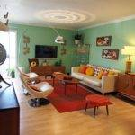 Vintage Style Living Room Ideas Modern House