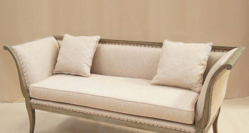 Vintage Style Sofa Leather Tufted Chesterfield