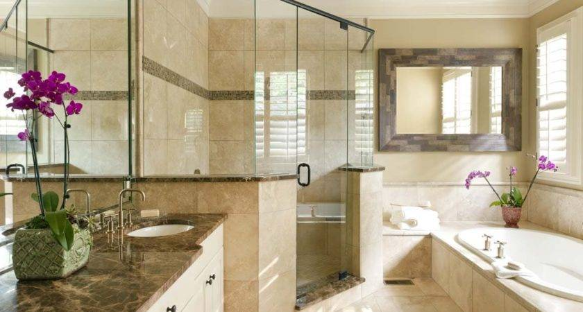 Virtual Bathroom Remodel White Country House