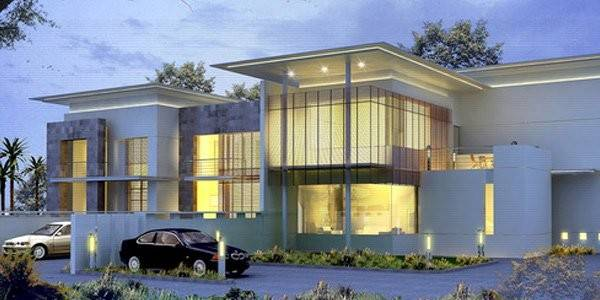 Vital Modern House Design Tips Features Reflect