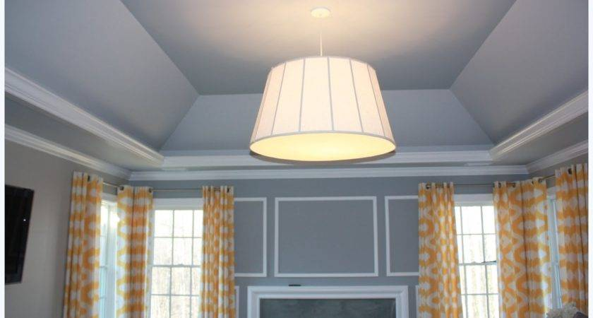 Vivid Hue Home Sky Limit Painted Ceilings
