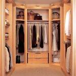 Walk Closet Contemporary Cool
