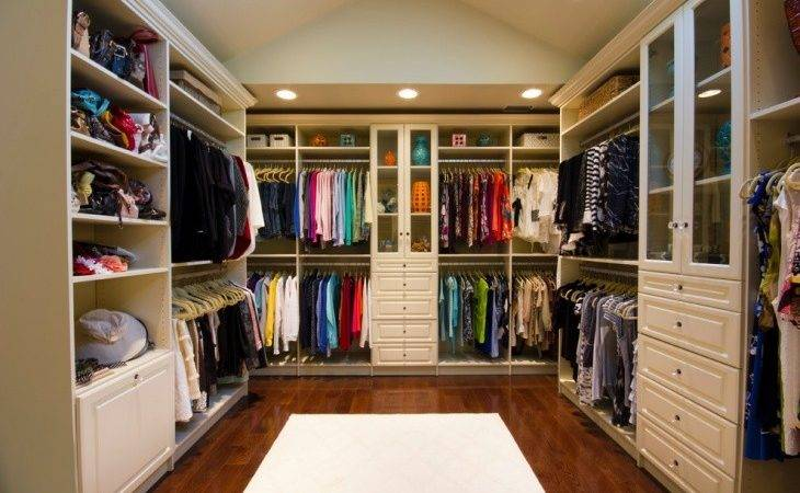 Walk Closet Designs Ideas Design Trends