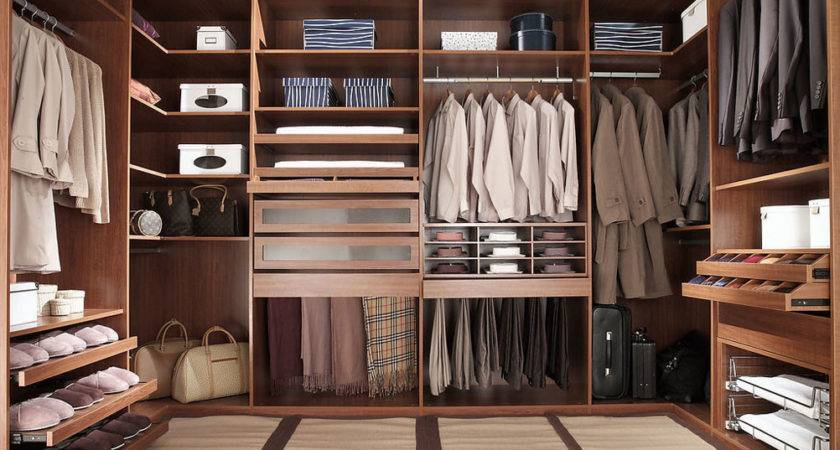 Walk Closet Ideas Men Love Their