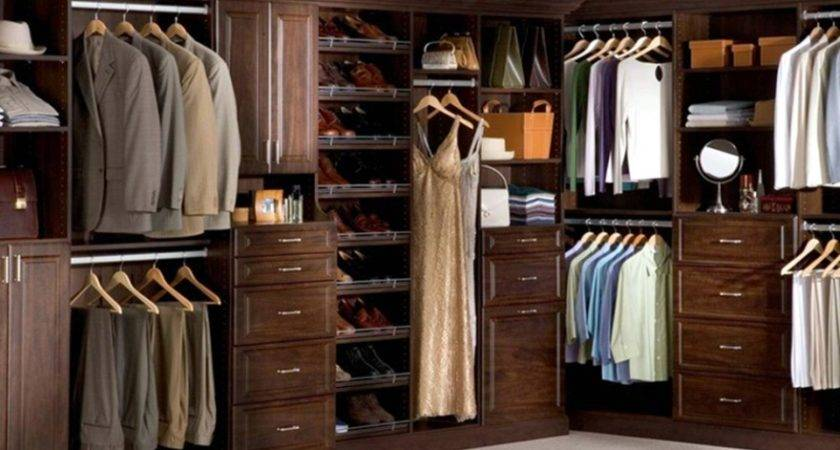 Walk Closet Organization Ideas Homes Innovator