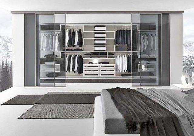 Walk Modern Closet Design Ideas Beautiful Homes