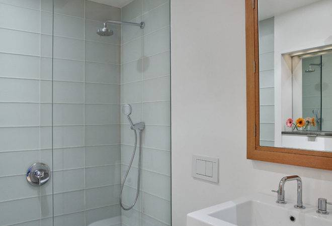 Walk Shower Designs Small Bathrooms Bathroom