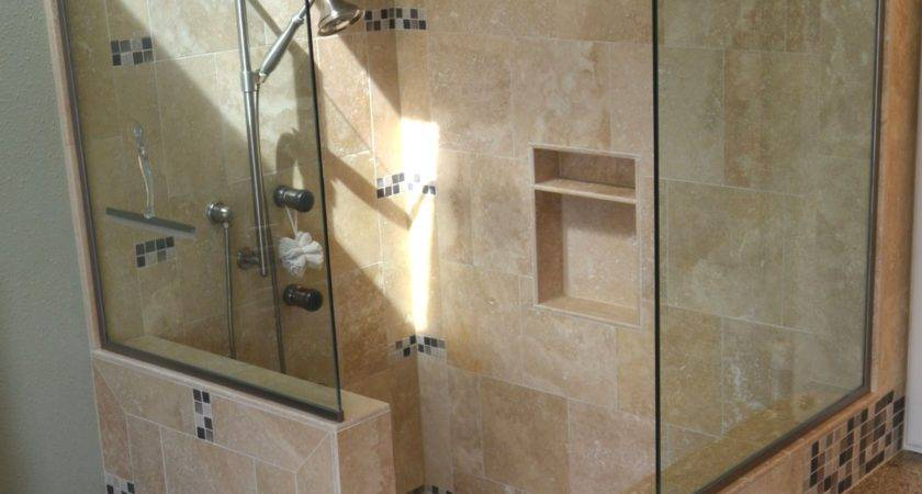 Walk Shower Designs Without Doors Pin