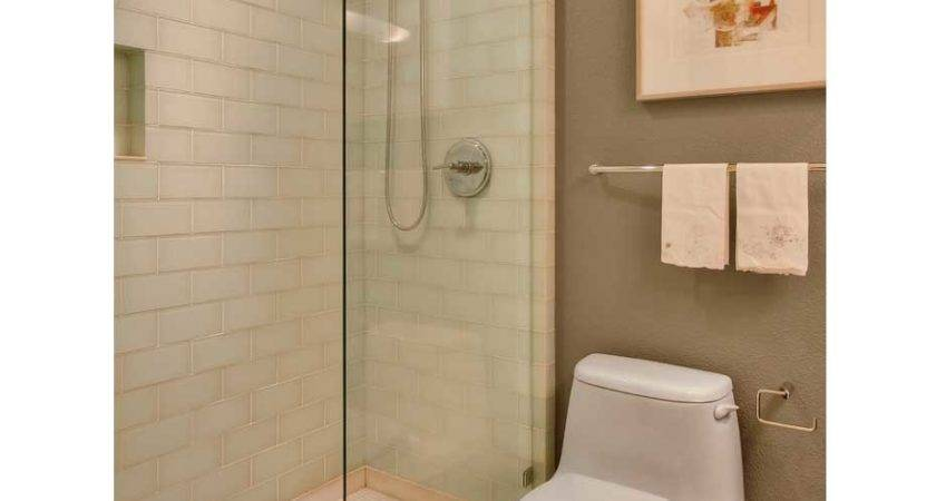 Walk Showers Small Bathrooms Ideas