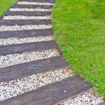 Walkway Ideas Designs Brick Flagstone Wood