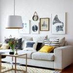 Wall Contemporary Living Room Designs Rilane