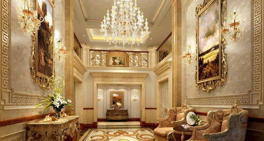 Wall Decoration Luxury Hotels House