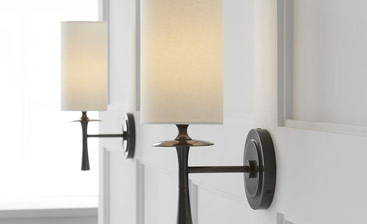 Wall Lights Astonishing Sconce Shade Ideas