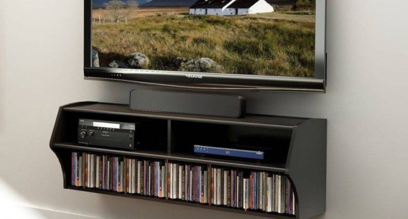 Wall Mounted Floating Shelves Home Design Ideas