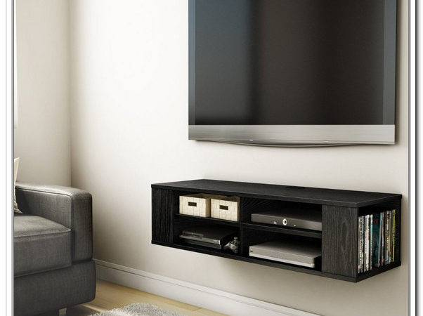 Wall Mounted Media Storage Units Home Design Ideas
