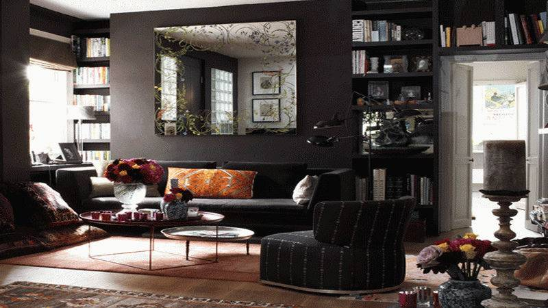 Wall Paint Ideas Living Room Home Design