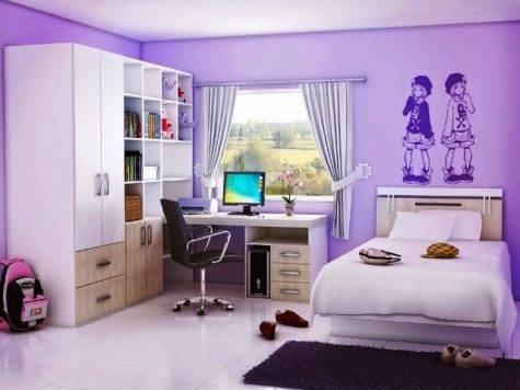 Wall Painting Ideas Teenage Girls