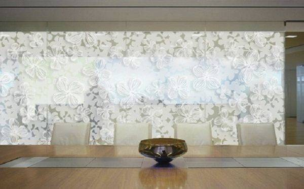 Wall Panel Glass Decorative