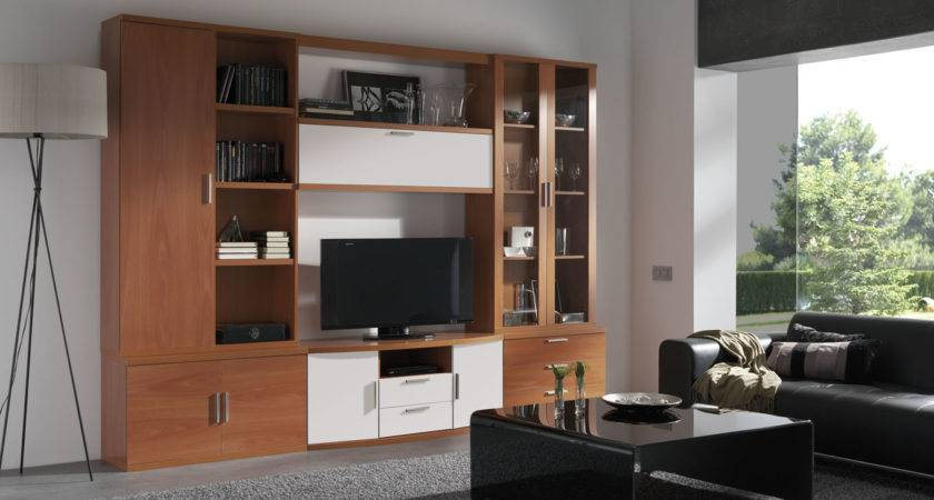 Wall Unit Designs Lcd Modern Design Ideas