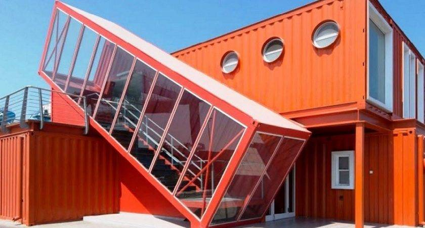 Want Live Shipping Container Home Hometimes