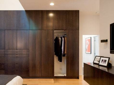 Wardrobe Closet Modern Bedroom