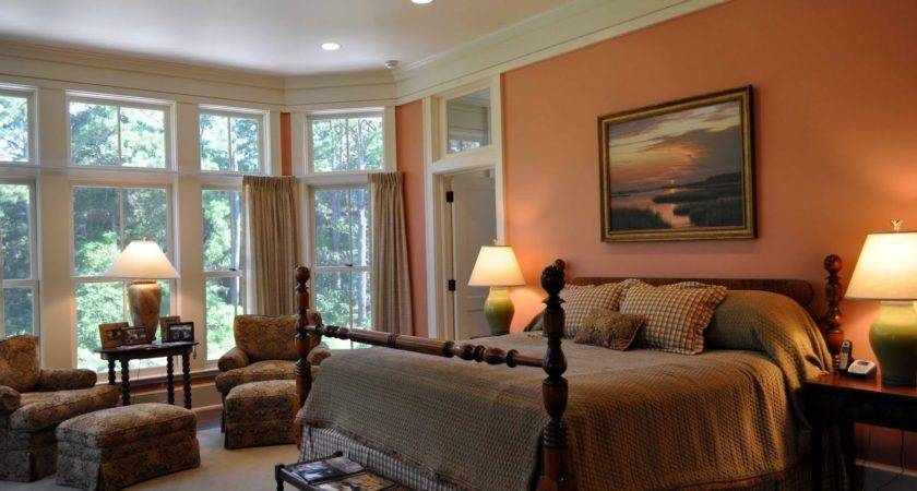 Warm Bedroom Color Paint Ideas Home Designs