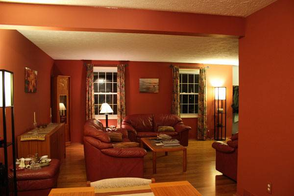 Warm Paint Colors Living Room Archives House Decor