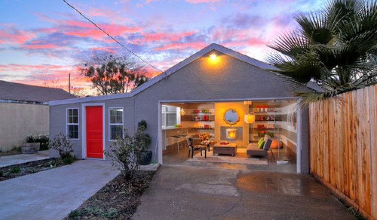 Watch Double Garage Converted Into Stunning
