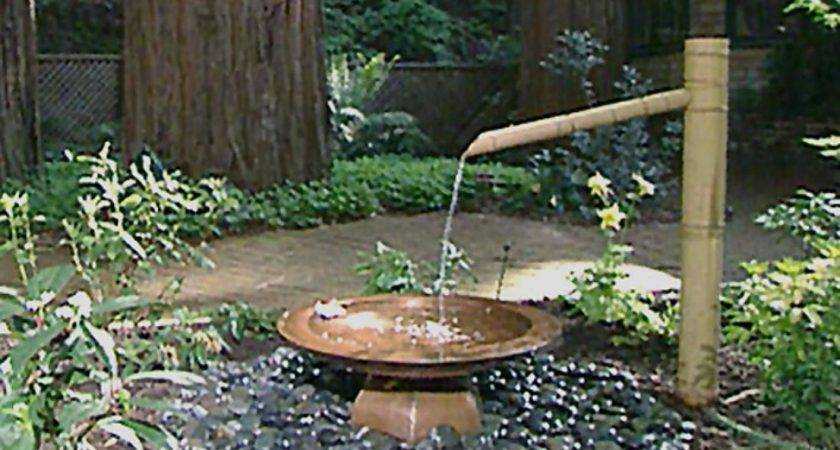 Water Features Any Budget Diy