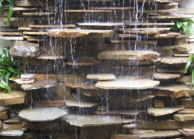 Water Features Fountains Contemporary Landscape
