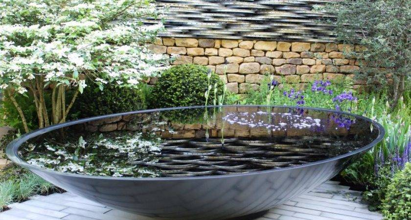 Water Features Small Spaces Hgtv