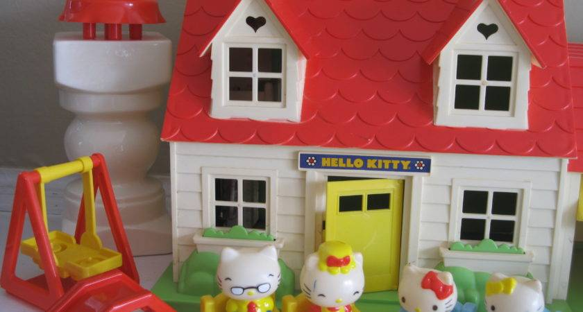 Way Hello Kitty House Idle Hands Store