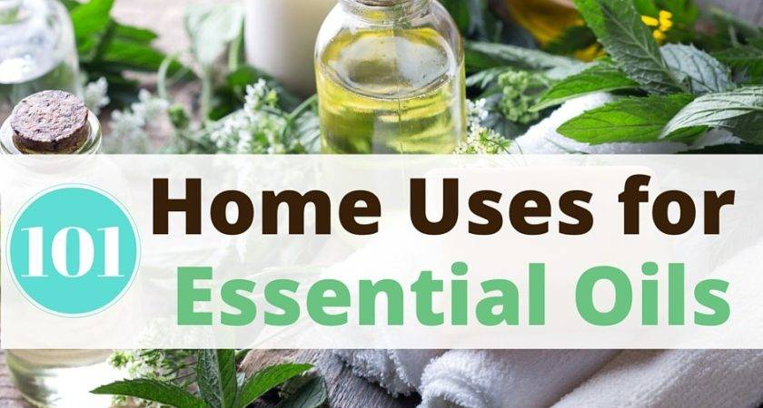 Ways Essential Oils Home Drericz