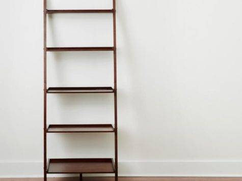 Ways Ladder Shelf Hgtv