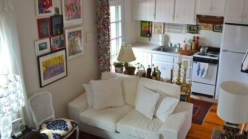 Ways Lay Out Studio Apartment Therapy