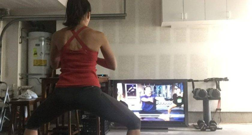 Ways Made Working Out While Being Mom