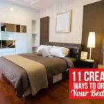 Ways Organize Your Bedroom Home Improvement Ideas