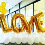 Wedding Balloon Booth Decoration Balloons