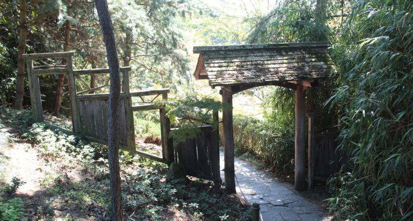 Wednesday Inspiration Japanese Inspired Garden Gate