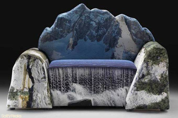 Weird Couches Sofas Salty Peaks