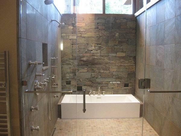 Wet Room Bathroom Design Bath Tile Ideas