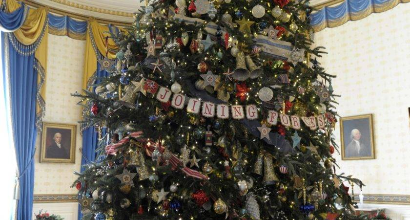 White House Holiday Spirit Joy All Kuow News