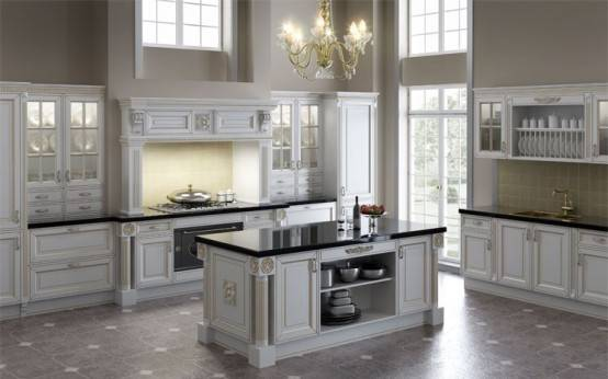 White Kitchen Cabinets Design Best