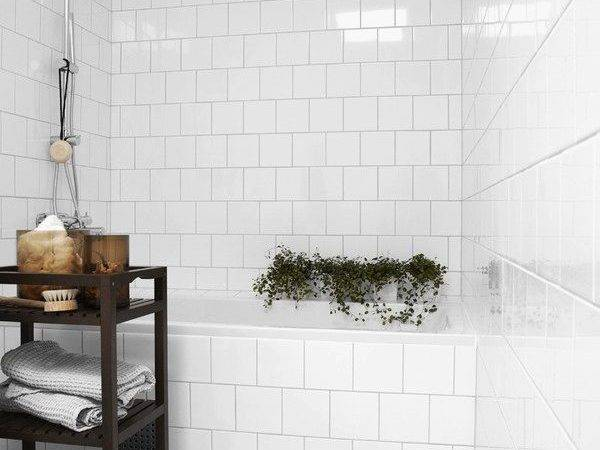 White Marble Bathroom Floor Tile Ideas