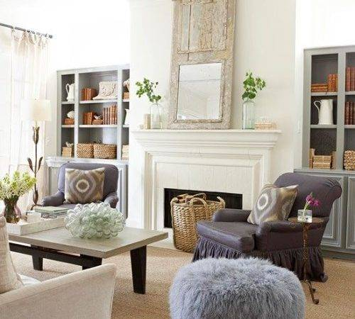 White Paint Still Best Wall Color Living Room