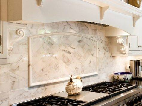 Whitehaven Kitchen Backsplash
