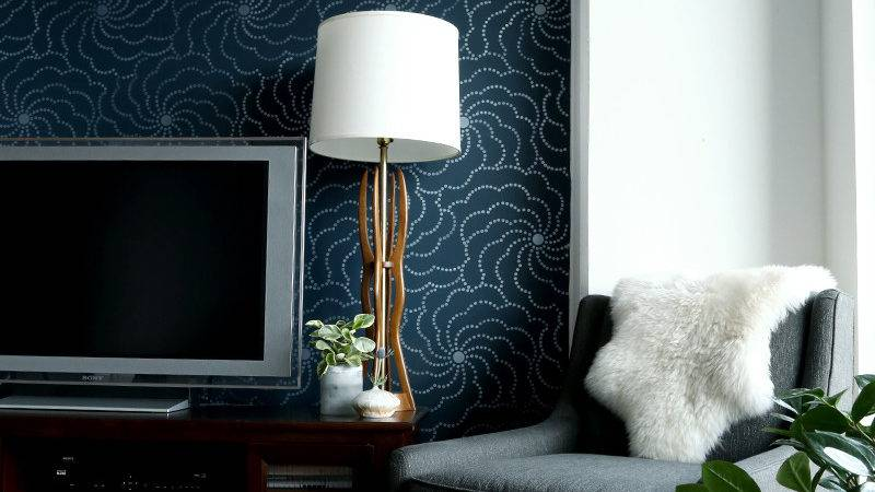 Why Dark Walls Work Small Spaces Design Sponge